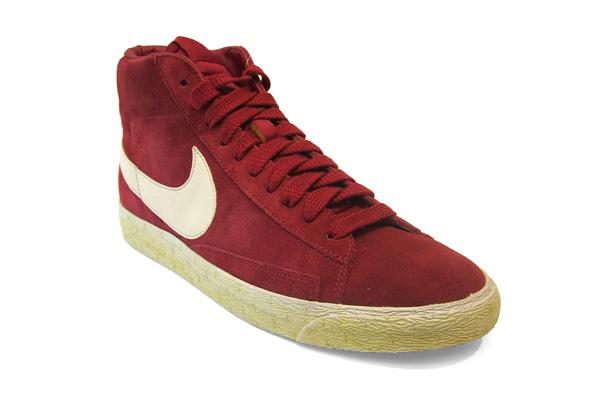 Nike Blazer Mid Vintage Legacy Red 2011