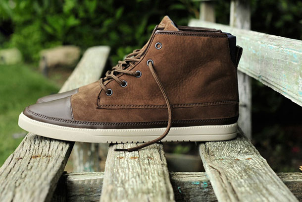 Clae Chambers Marron/Brown