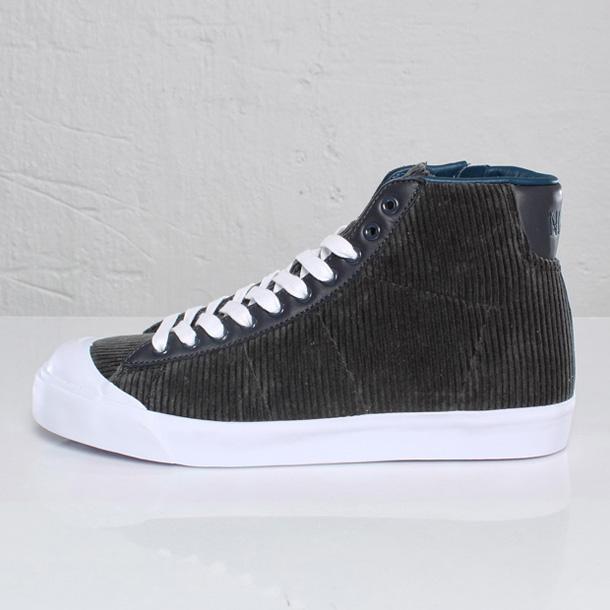 Nike Blazer Mid AB TZ x Maharam Velours