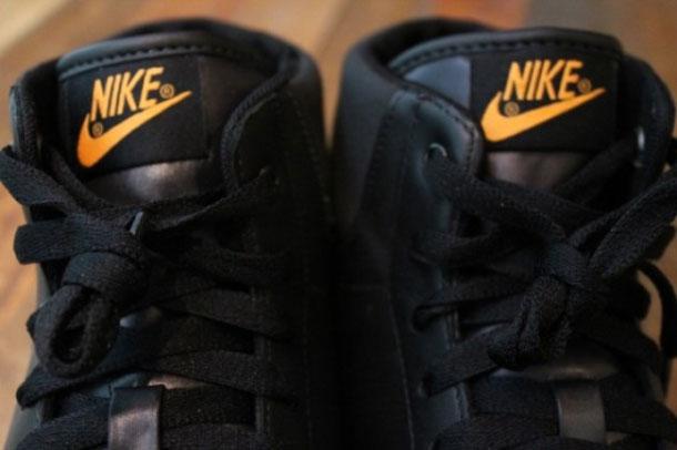 Nike Flyclave Mid LTR Noir 2011