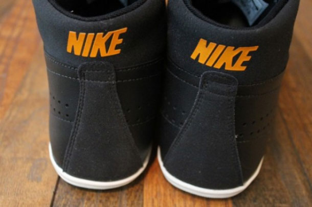 Nike Flyclave Mid LTR Noir/Black