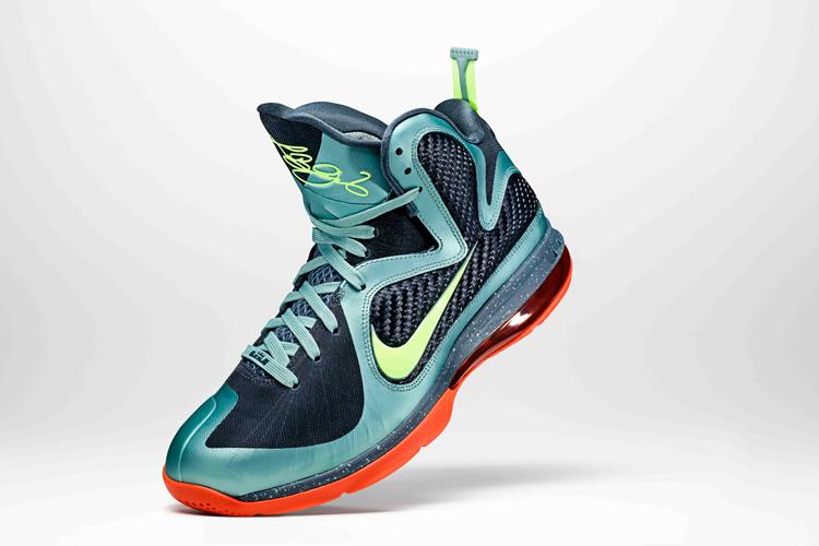 Nike LeBron 9 Cannon Miami