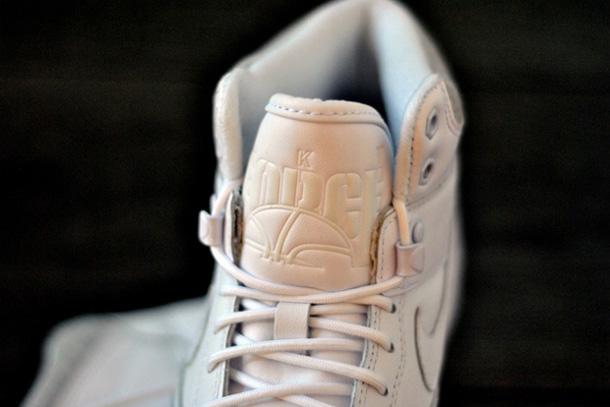Nike Sky Force 88 Mid Cuir Blanc