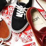 Vans Authentic x Beauty & Youth Velvet Pack