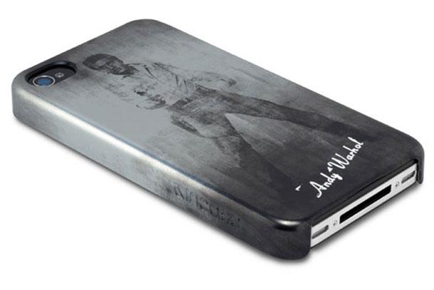Coque iPhone 4S Incase x Andy Warhol - Elvis Presley