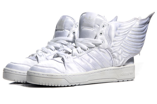 2NE1 x Jeremy Scott for adidas ObyO JS Wings 2.0