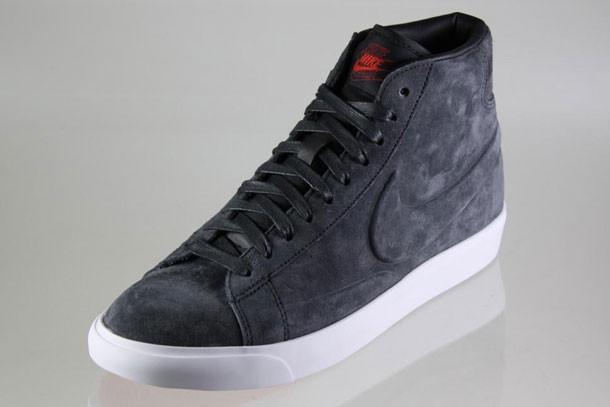 Nike Blazer Mid VT Anthracite/Orange