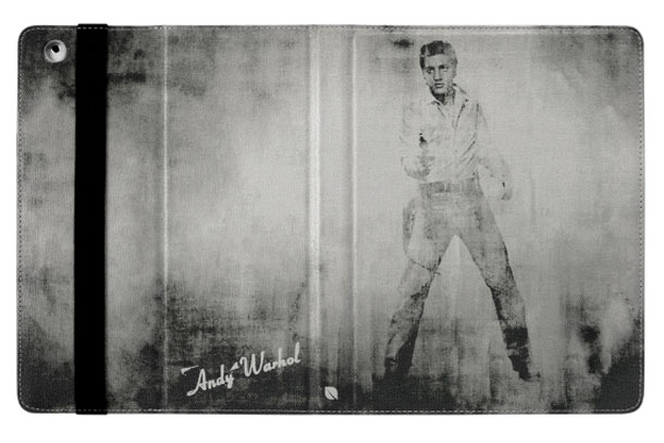 Pochette iPad2 Incase x Andy Warhol Elvis Presley