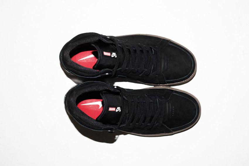 Supreme x Nike SB 94 - Black