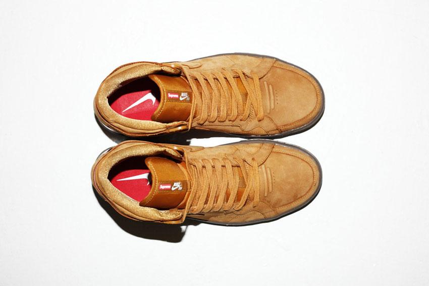 Supreme x Nike SB 94 - Marron