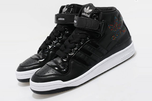 Adidas Originals Forum Mid Diamond