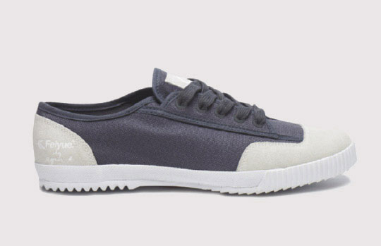 Chaussure Feiyue x agnès b. 2012