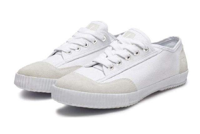 Chaussure Feiyue x agnès b. Printemps 2012