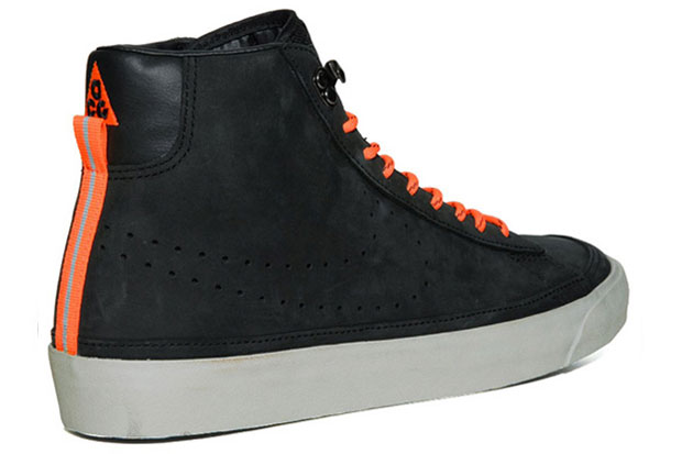 Nike Blazer Mid ACG Black/Orange