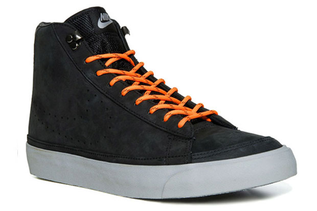 Nike Blazer Mid ACG Charcoal/Orange