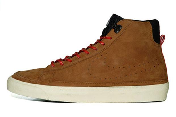 Nike Blazer Mid ACG Marron/Rouge