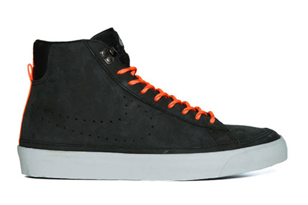 Nike Blazer Mid ACG Noir/Orange