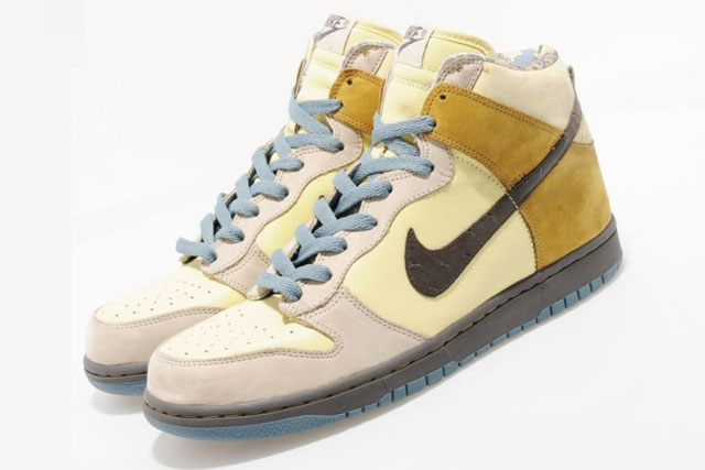 Nike Dunk High Premium Deadstock