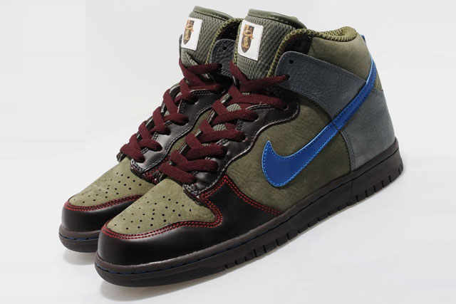 Nike Dunk High - World Cup Edition Deadstock