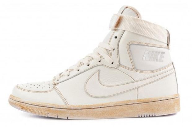 Nike Dynasty Hi Blanc 2012