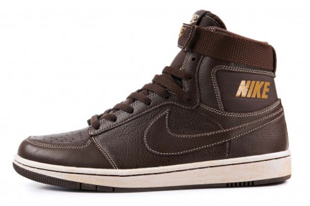 Nike Dynasty Hi Marron 2012