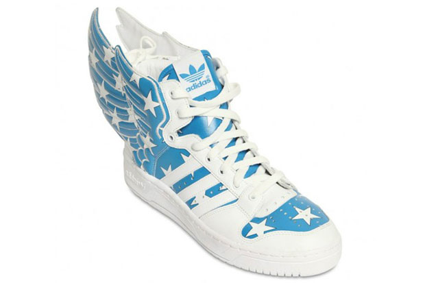 Jeremy Scott x adidas Originals JS Wings 2.0 'Airforce Flag