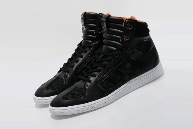 Adidas Sixtus Leather Black (Alexandre Hoang)