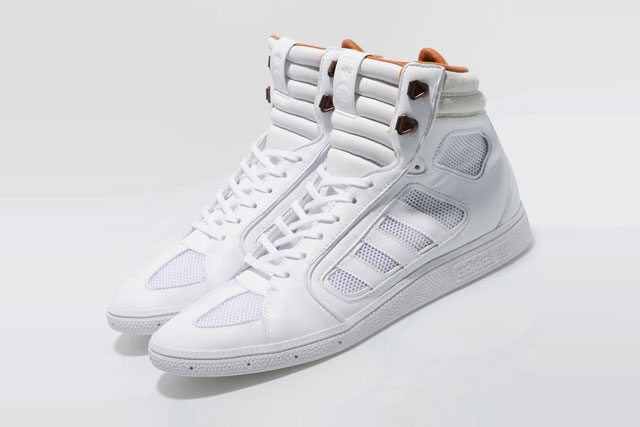 Adidas Sixtus Leather White (Alexandre Hoang)
