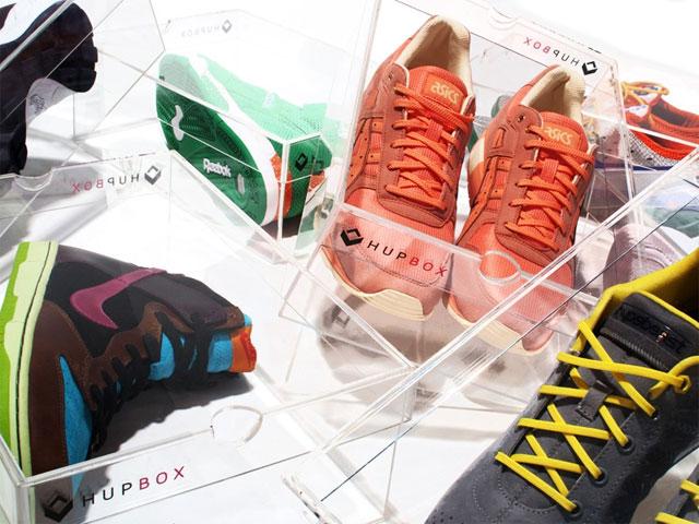 Boite à chaussures HUPBOX