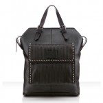 Christian Louboutin Syd Backpack Black Leather-Alexandre Hoang
