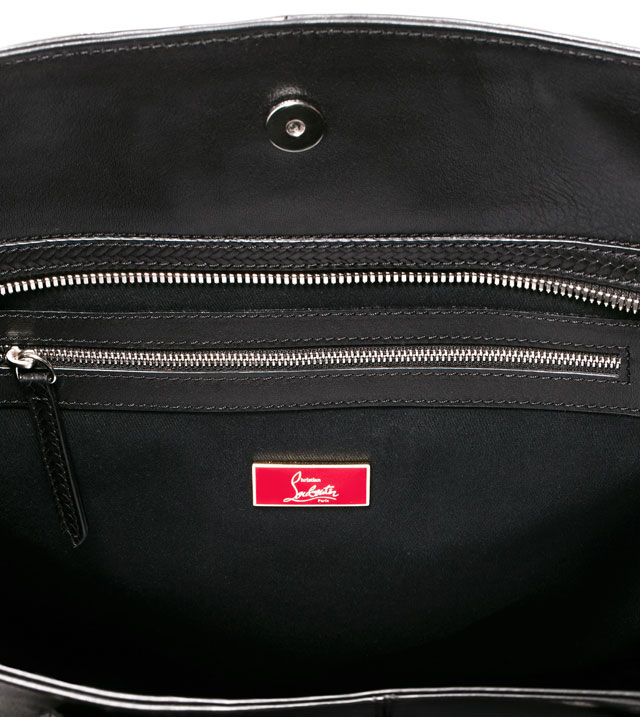 Sac à dos Christian Louboutin Syd Backpack Noir-Alexandre Hoang