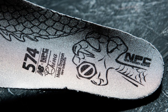 New Balance The Five Elements Dragon Metal 2012 - New Project Center (Alexandre Hoang)