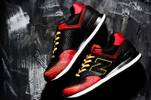 New Balance The Five Elements Dragon - Whiz Limited (Alexandre Hoang)
