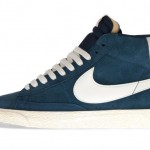Nike Blazer Mid Vintage Obsidian Navy/Sail (Alexandre Hoang)