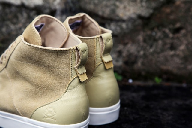 Ransom by adidas Originals Army TR Mid Creme