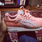 Ronnie Fieg x ASICS GT II Salmon/Baby Blue