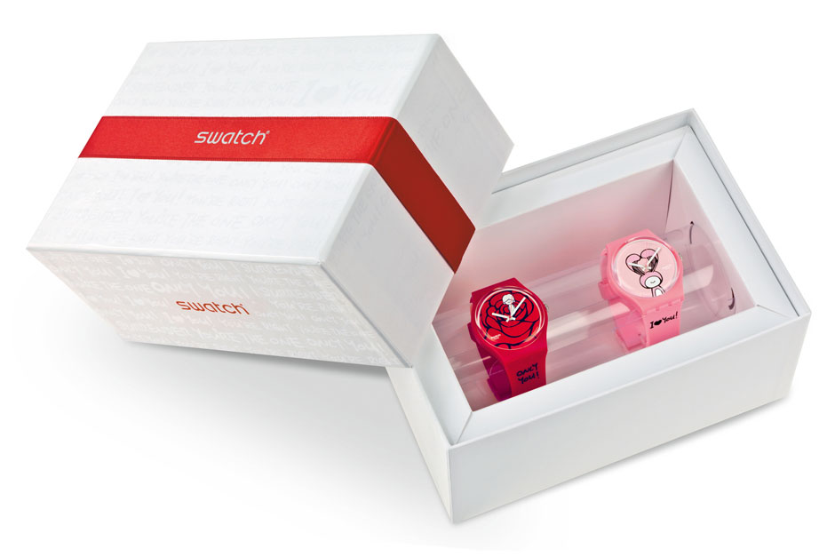Swatch Original Gent Valentine's Day Watches (Alexandre Hoang)