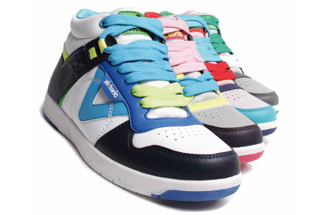 Victoria Sneaker Multicolor PU (Alexandre Hoang)