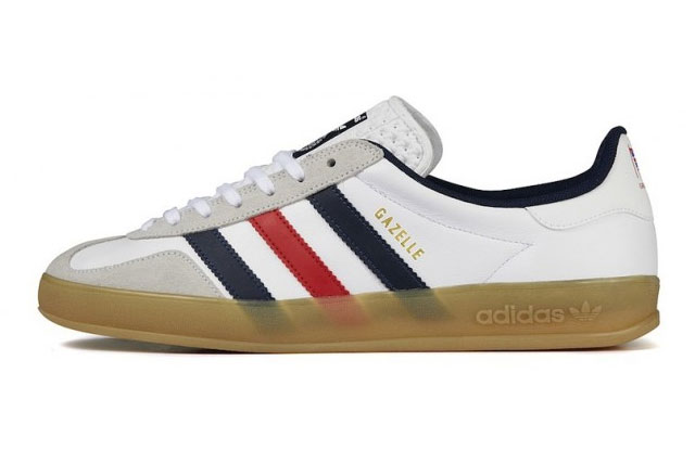 adidas Originals Gazelle Indoor Great Britain Pack (Alexandre Hoang)