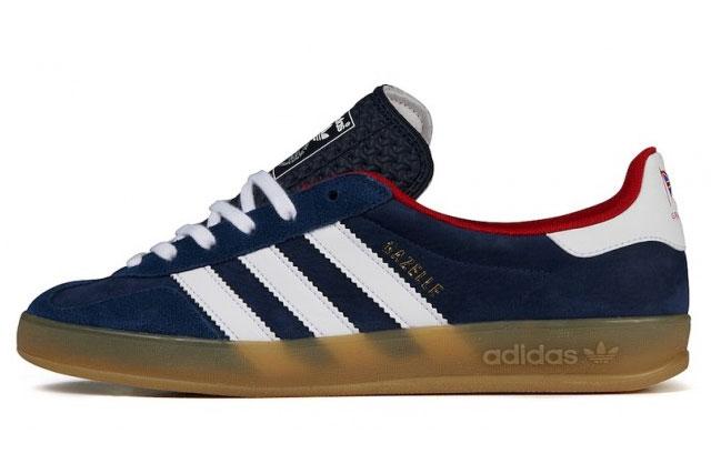 adidas Originals Gazelle Indoor Jeux Olympiques 2012 de Londres (Alexandre Hoang)