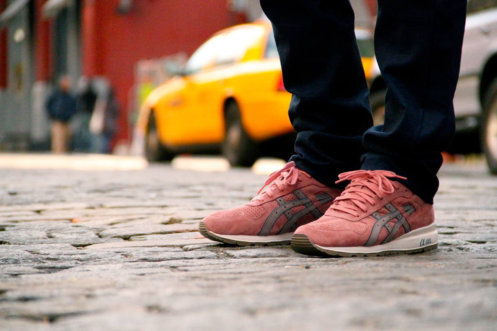 Asics GT-II Rose Gold