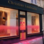 Kidult x Christian Louboutin Graffiti Magasin
