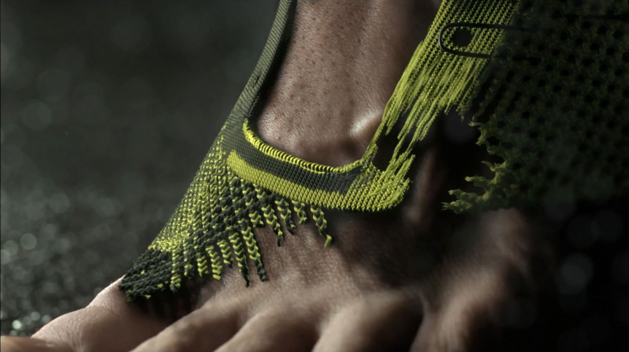 Nike Flyknit Commercial (Alexandre Hoang)