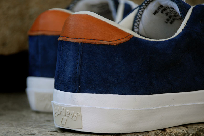 Norse Projects X PRO-Keds Royal Master Suede Bleu