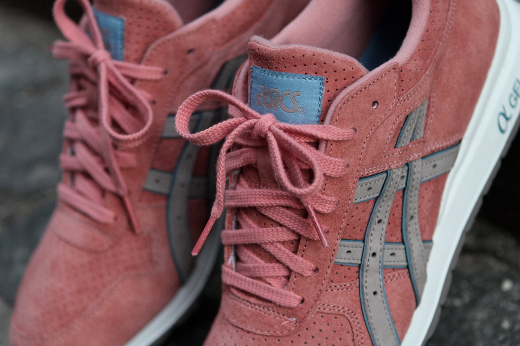 Ronnie Fieg x Asics GT-II Rose Gold 2012