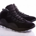 Air Jordan 10 (X) Stealth Black (Alexandre Hoang)