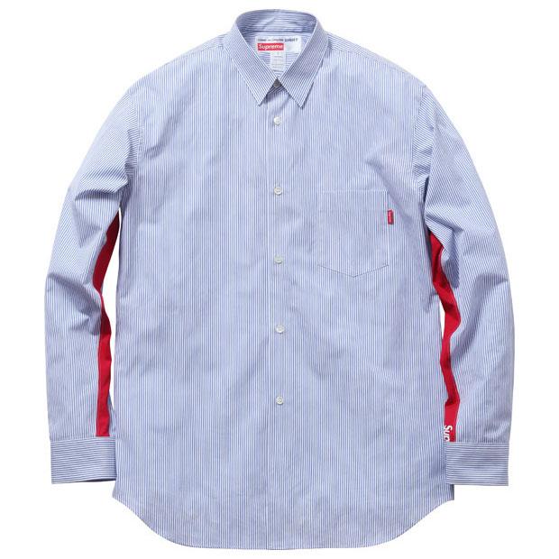 Comme des Garçon x Supreme Button-Down Shirt (Alexandre Hoang)