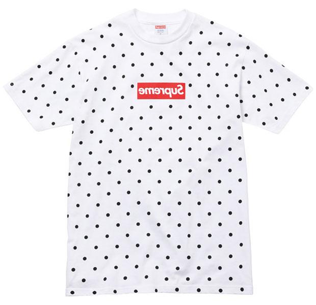 Comme des Garçon x Supreme T-Shirt (Alexandre Hoang)