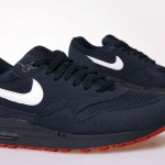 Nike Air Max 1 Dark Obsidian/White/University Red (Alexandre Hoang)