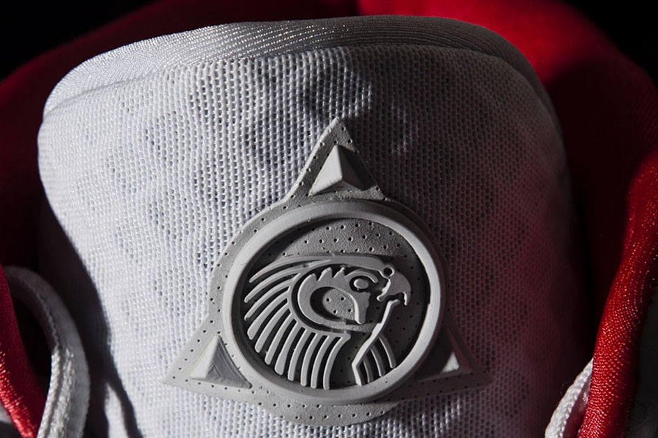 Nike Air Yeezy 2 - Grey Pure/Platinum 2012 (Alexandre Hoang)